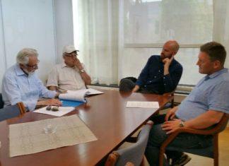 underskrifter nytt politisk parti i kommunen